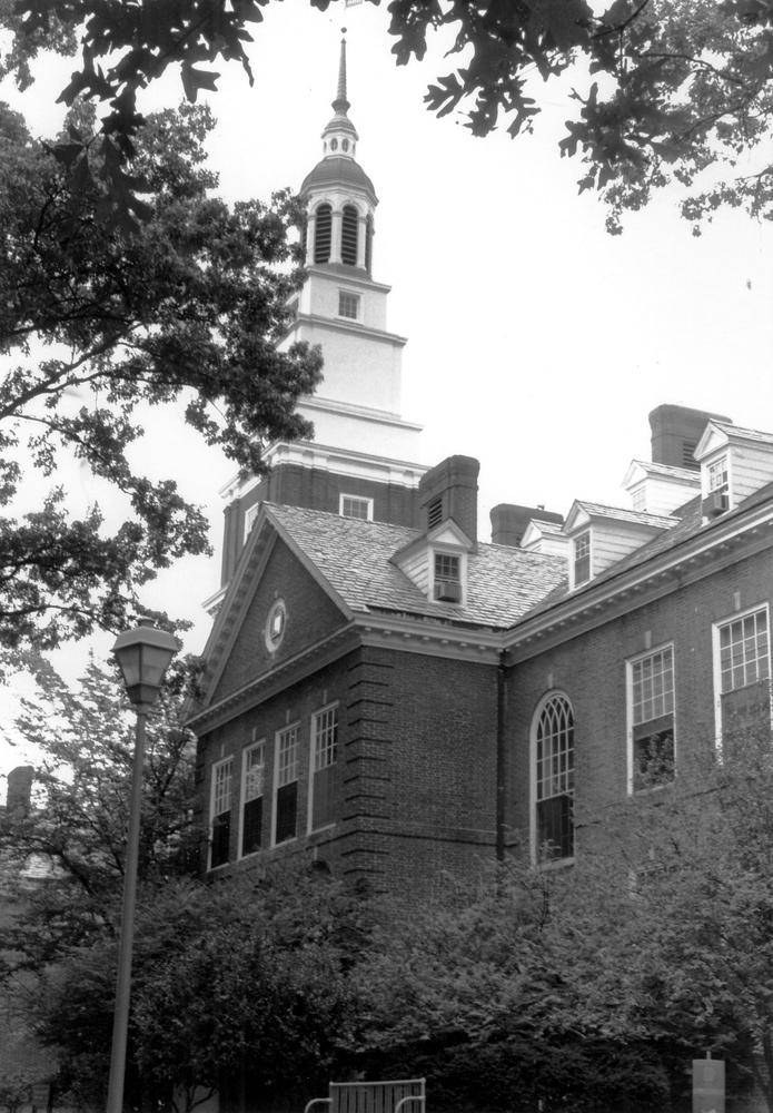 Berea college draper hall